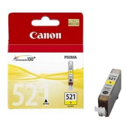 Atrament Canon CLI-521 yellow Pixma iP 3600